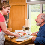 Bed and Breakfast hosts provide a varied menu on a farmstay holiday