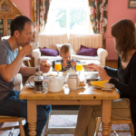 Enjoy a varied breakfast menu when staying in an Irish B&B in Ireland