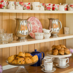 Expect home-made treats on arrival at your Farmhouse B&B home