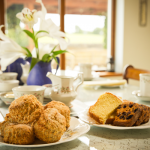 Irish Farmhouse B&B hosts are renowned for their home-baking