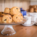 Irish farmhouse hosts provide home-baking on arrival at B&B homes