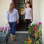 A warm welcome awaits you at an Irish Farmhouse Holiday B&B in Ireland