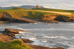 Mullaghmore in Co Sligo along the Wild Atlantic Way