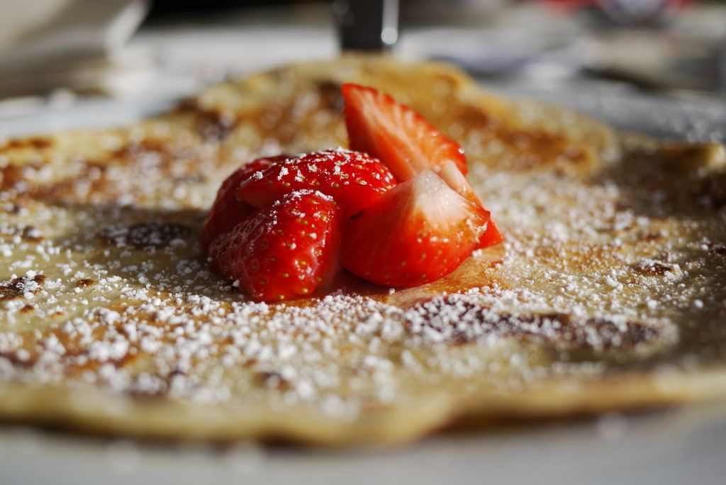 Perfect Pancake Recipe -Pancake image from Applecroft B&B