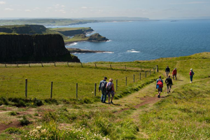 Adventure walks along the Causeway Coastal Route