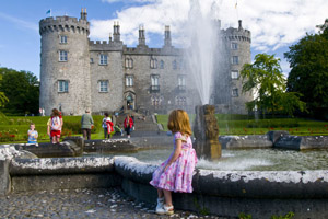 Kilkenny Castle, County Kilkenny part of Ireland's Ancient East