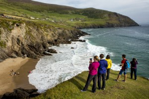 Stunning sandy beaches along the Wild Atlantic Way