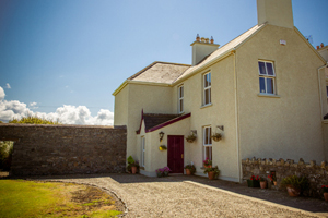 Summertime in an Irish Farmhouse B&B