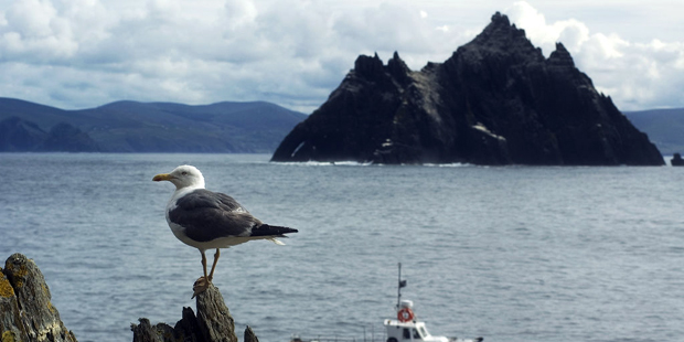 The Skellig Islands