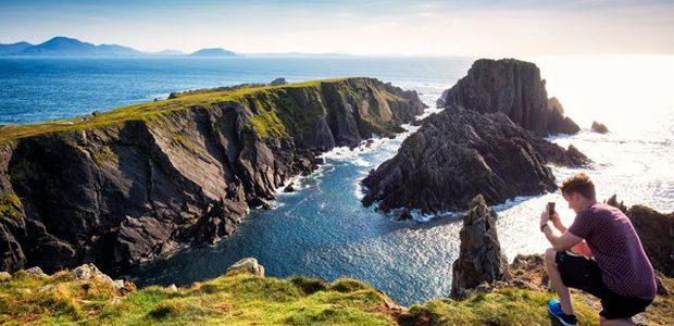 Ireland's Wild Atlantic Way Walking Trails