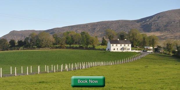 Valley View Farmhouse – Killarney, Kerry