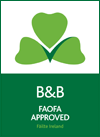 Approved B&B accommodation classification