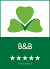 5 star B&B accommodation classification