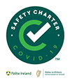 Fáilte Ireland Covid-19 Safety Charter Logo