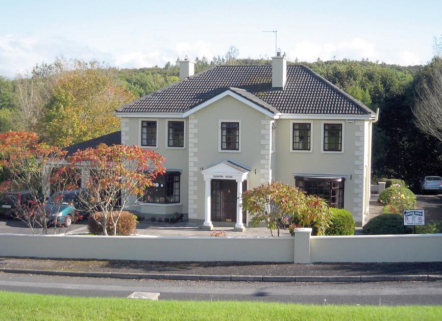 SANBORN HOUSE