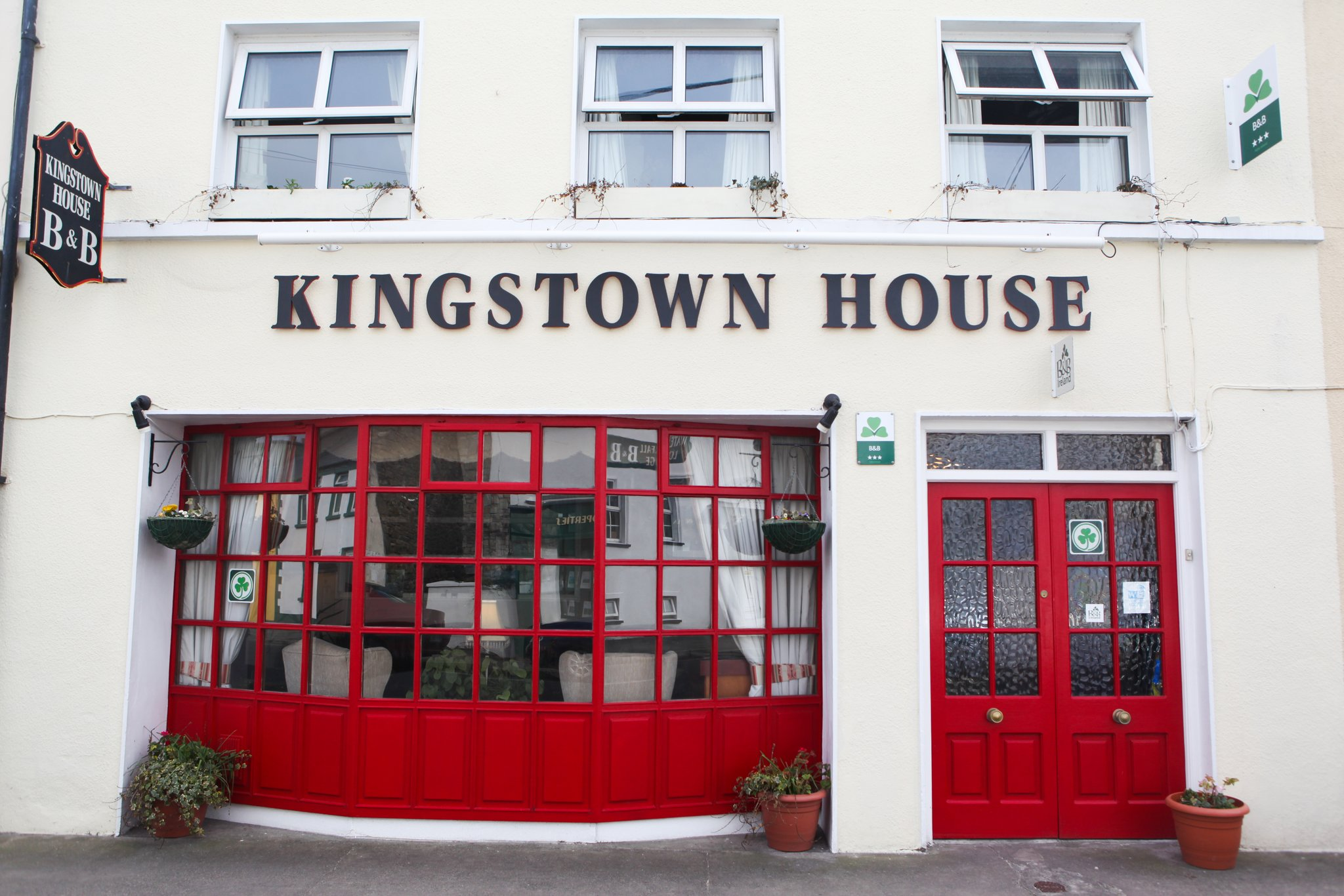 KINGSTOWN HOUSE