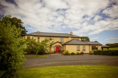Farmhouses are located throughout Ireland