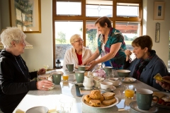 B&B hosts offer a personalised service
