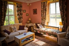 Relax in the welcoming sitting room after a busy day sightseeing