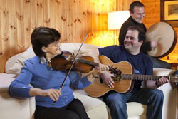An authentic Irish experience when staying in an Irish Farmhouse B&B