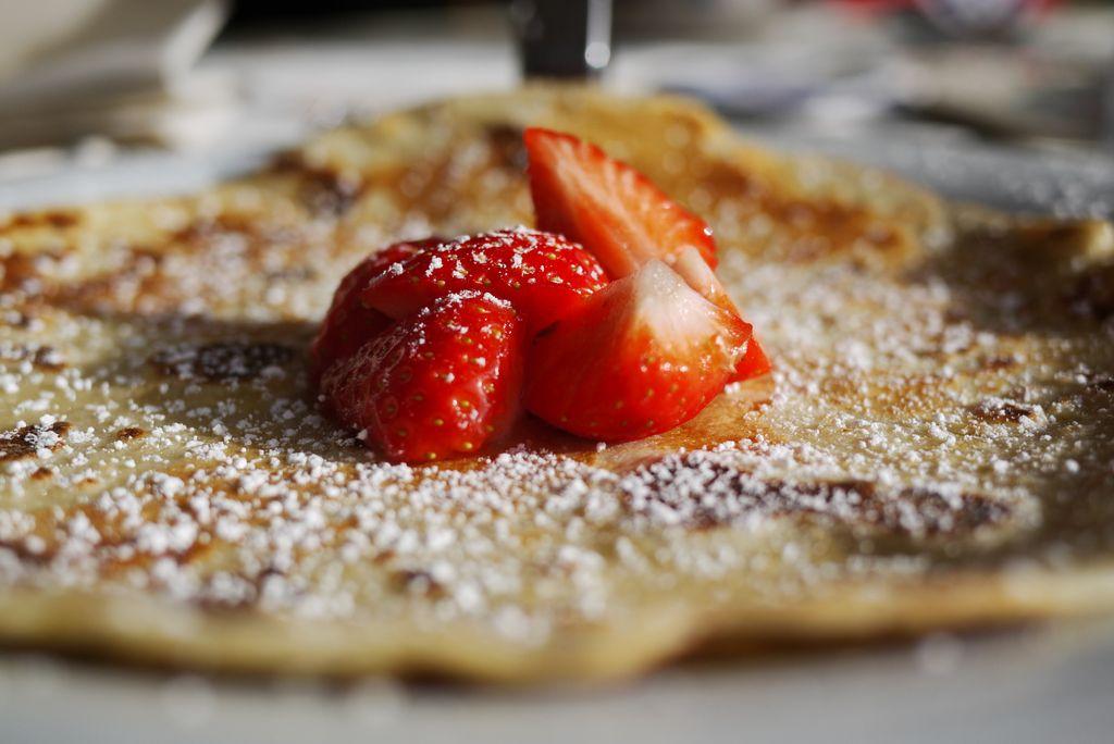 Perfect Pancake Recipe -Pancake image from Applecroft B&B