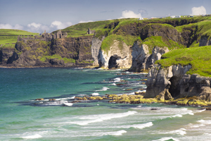 Natural Scenic Beauty of the Causeway Coastal Route