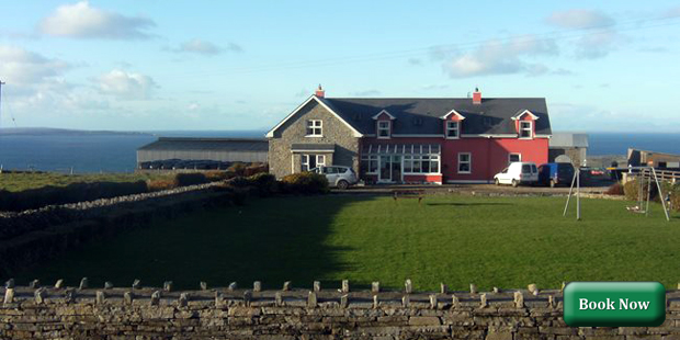 Doonagore Farmhouse, Cliffs of Moher, Clare