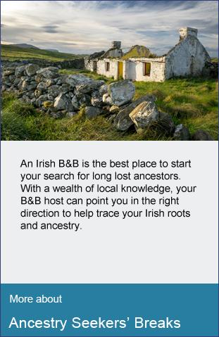 Ancestry Seekers' Bed and Breakfast Breaks