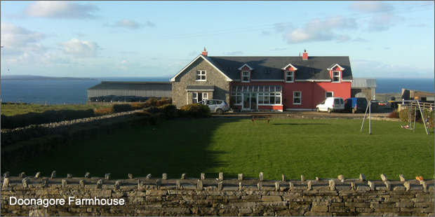 Doonagore Farmhouse guest reviews