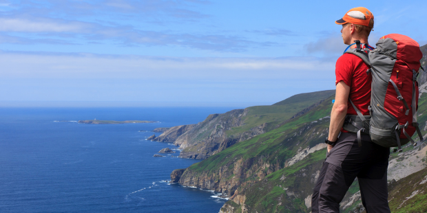 Sliabh League in Co Donegal