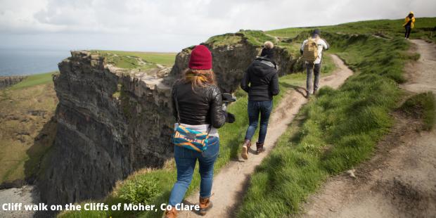 Cliffs of Moher - Ireland's Wild Atlantic Way