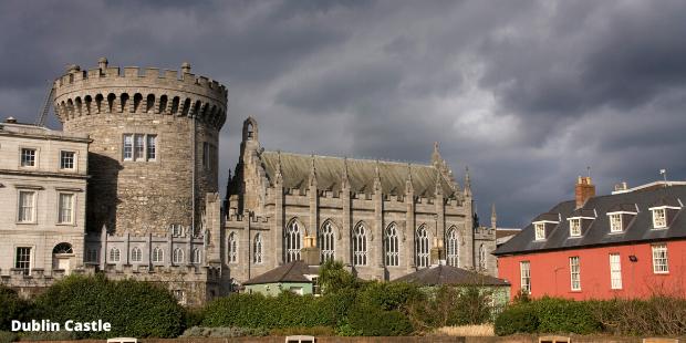 Dublin Castle, Dublin City