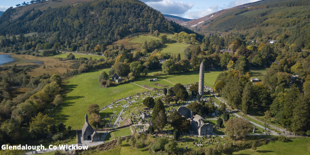Glendalough, Co Wicklow - Ireland's Ancient East